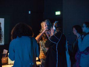 Nuit européenne des chercheurs - Metz 2015, photo : David Grandmougin