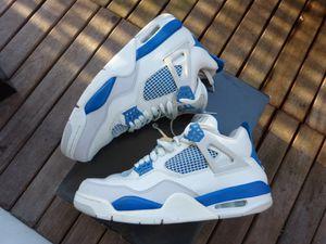 Air Jordan 4 Military Blue 8,5us
