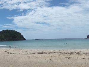 Petit aperçu (non exhaustif) des plages autour de Whangarei - Matapouri Beach & Mermaid pools