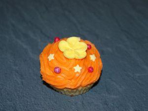 Mes derniers cupcakes