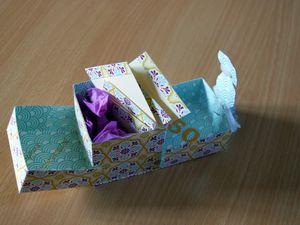 La boîte surprise