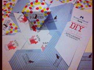 Paques - DIY petites boites