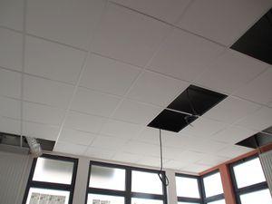 4 juin : Lumières et faux-plafonds