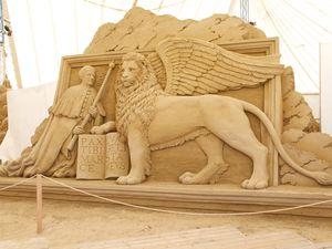 Les meilleures sculptures sur Sable