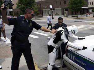 Les arrestations insolites