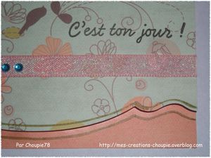 Carte anniversaire Magaly91
