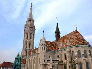Quelques vues du chateau de Buda.