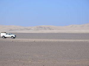 29/09/2013 – De Twyfelfontein à l'Aba-Huab pour s'échouer sur la Skeleton Coast