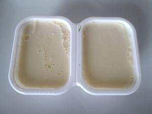 Quiche aux poireaux et tofu soyeux