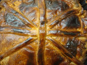 Galette des Rois made in London
