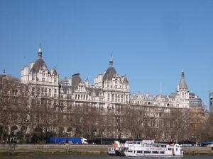 Westminster bridge - London Eye - The House of Parliament - Hungerford bridge