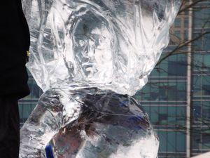 Serpentine Gallery, Ice Sculpting Festival