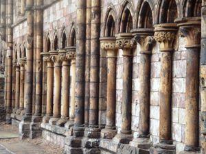 Edimbourg, cité médiévale : Holyroodhouse Palace