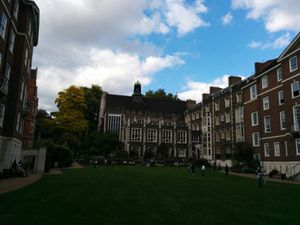 Inner and Middle Temple
