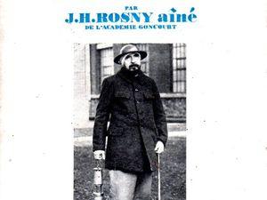 """J.-H. Rosny aîné """"Carillons et Sirènes du Nord """" (Editions de France - 1928)"""
