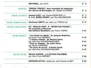 "Paul Maugendre ""R. & R. Borel-Rosny"" in Encrage n°14 de juillet-août 1987"