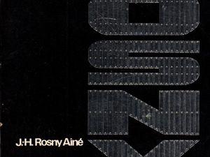 """J.-H. Rosny aîné """"Récits de science-fiction"""" (Gérard et C° - 1973)"""