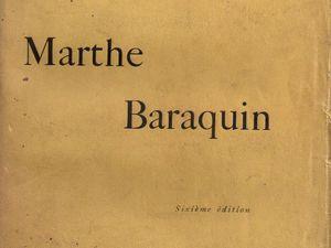"""J.-H. Rosny aîné """"Marthe Baraquin"""" (Plon - 1909)"""