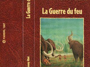"""J.-H. Rosny aîné """"La Guerre du Feu"""" (Fabbri - 1997)"""