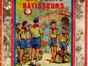 """""""Crih et Crah, Enfants de la préhistoire"""" de Sogny (Ferenczi - 1951)"""