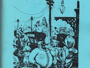 J.-H. Rosny in Bulletin des amateurs d'anticipation ancienne et de littérature fantastique n°19 bis de décembre 1997
