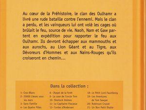 """J.-H. Rosny aîné """"La Guerre du Feu"""" (Nathan - 1999)"""