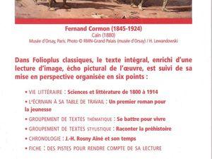 Valensol &quot&#x3B;Ferdinand Cormon&quot&#x3B; (1904)