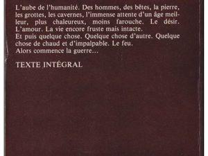"J.-H. Rosny aîné ""La Guerre du Feu"" (Marabout - 1978)"