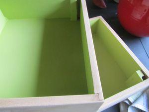 Petite mousse (référence de la peinture verte)