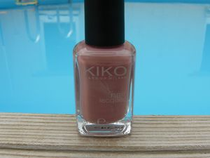 n°F37 Modelite / n°184 Heart break Nocibé / n°4 Kiko / n°N030 Yes Love