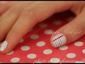 Back to school : Nail art pour la rentrée