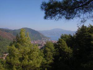 Troisième escale : Marmaris, Turquie