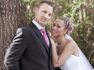 Mariage de Jennifer et Maxime