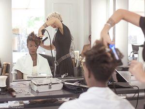 Mis en beauté à L'Atelier du Cheveu