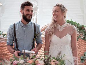 Anne- Sophie et Florian