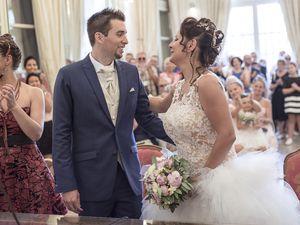 Jennifer et Pierre mariage dans le sud