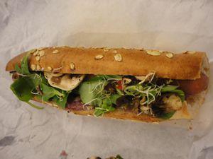 Gabe, le hot dog à la française !