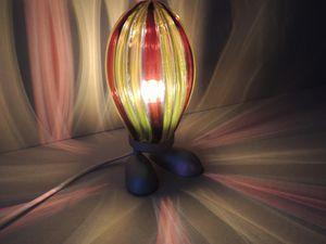 Lampe filigrane 20cm 2010