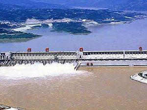 La barrage des trois gorges, une gestion de l'eau.