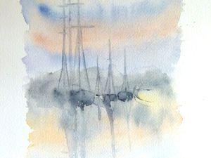 Baleine du Pacifique - Marée basse - Partie de pêche - Brume sur le port de plaisance - Le calme de le rivière