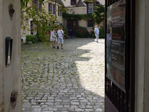 &quot&#x3B;REPORTAGE&quot&#x3B; au Moulin de Villeneuve  Sur les pas d'Aragon et Elsa Triolet  Partie 1/2