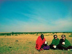 Demi Lovato : Kenya, elle garde un souvenir de son voyage