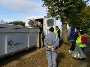 RD190 - 760 Kilos de déchets ramassés, un grand merci à tous les bénévoles !