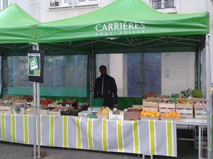 Votre marchand Bio vous attends sur votre marché St-Exupéry !