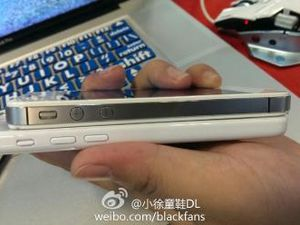 iPhone 5S and 5C photos leak from China
