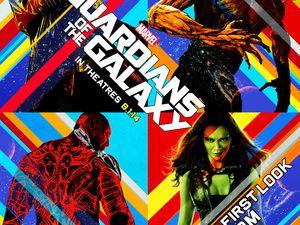 Les gardiens de la galaxie &#x3B; idéal de pop culture