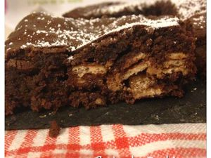 KitKat Brownies