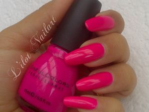 Cream Pink_Sinfulcolors