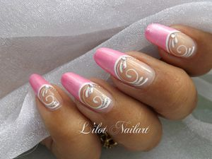 French rose et spirale