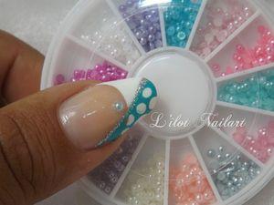 Demi perles NéeJolie et Mes petites bulles